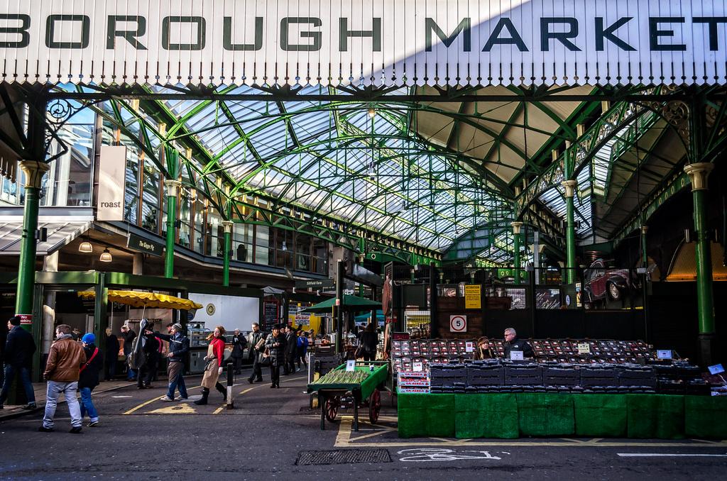 London Food Markets Borough