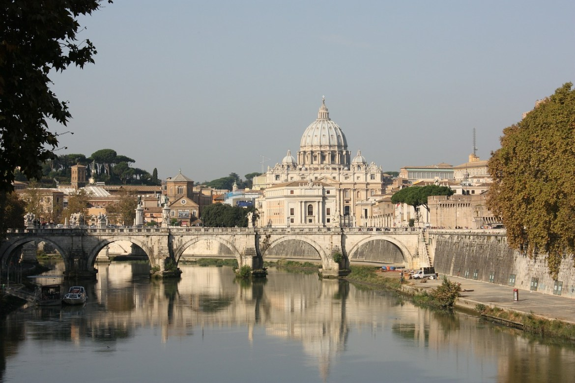 The Top Ten Smallest Countries In The World The Vatican