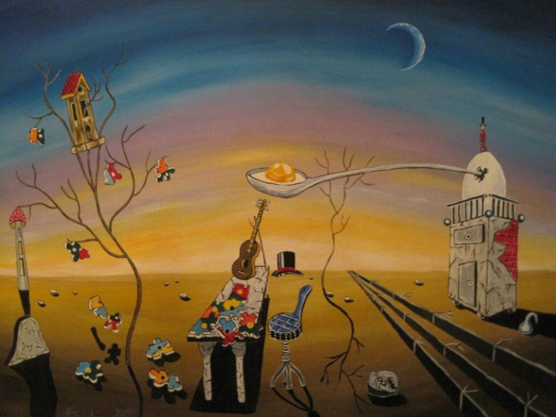 Die rätselhaften Puzzlesteine eines Deja Vu von einer einsamen Seele - The mysterious puzzles of a Deja Vu from a lonely soul