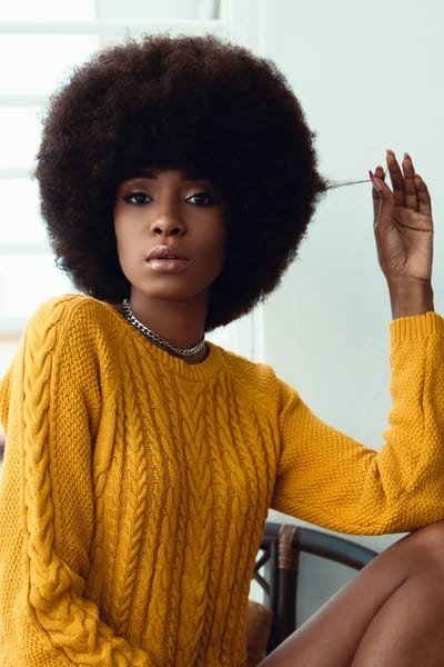 Do you have a superpower that will ensure your workplace success ebony strong woman