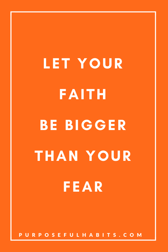 Let your faith be bigger than your fear. Life Quote, Breast Cancer awareness has helped many women take the steps they need for early detection. Get information about breast cancer symptoms, diagnosis, treatment and caring for someone who has breast cancer. Here are important things you need to know about breast cancer today! Click through to learn more. #breastcancer #breastcancerawareness #support #diagnosis #earlydetection #selfcare #selflove #change #motivation #inspiration #women #womenempowerment #hope #love