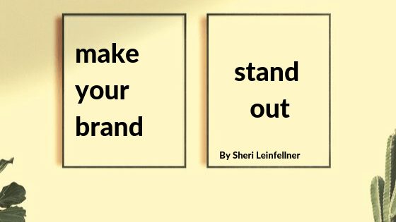 make your brand stand out mockups