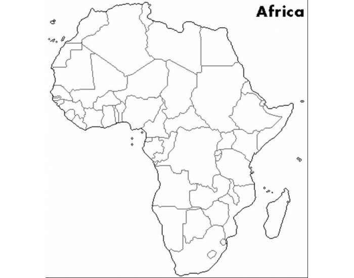Mr. Beidler's Africa countries for Final Exam