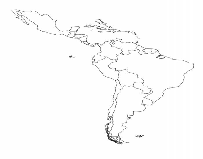 6th grade Latin America physical features