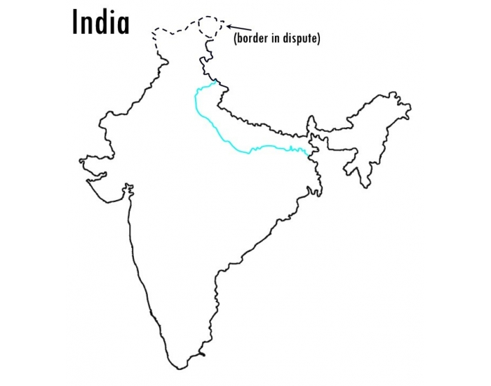 Ancient India Geography- MES