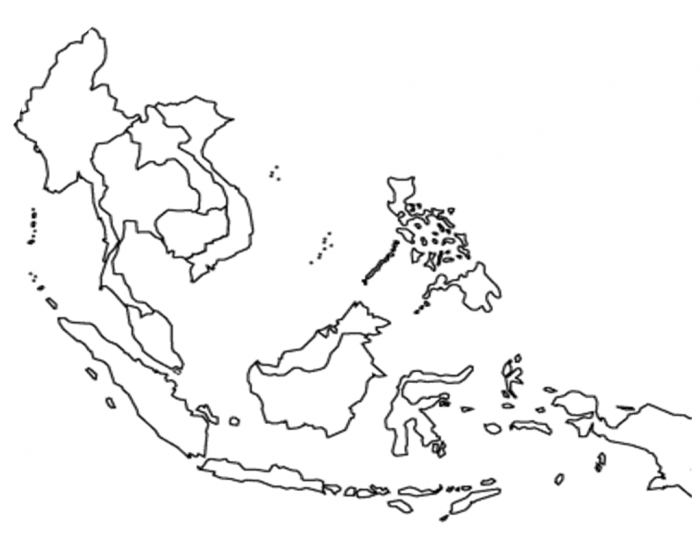 Southeast Asia Physical Features