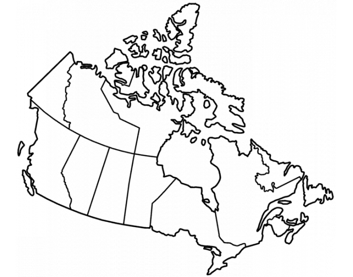 Canadian Provinces and Territories~