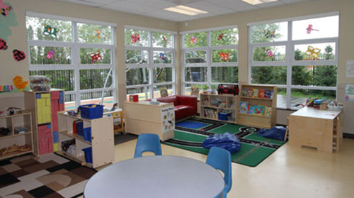 Yukon Crescent School Age Care