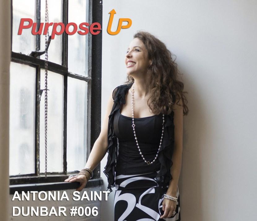 Antonia Saint Dunbar Purpose Up