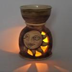 Oil burner sun