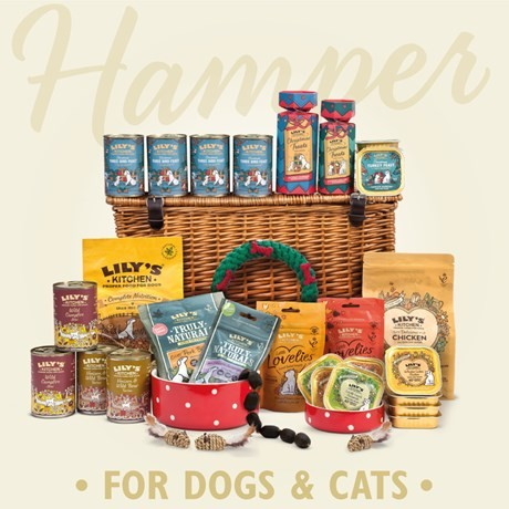 Dog and Cat Hamper Lily's Kitchen