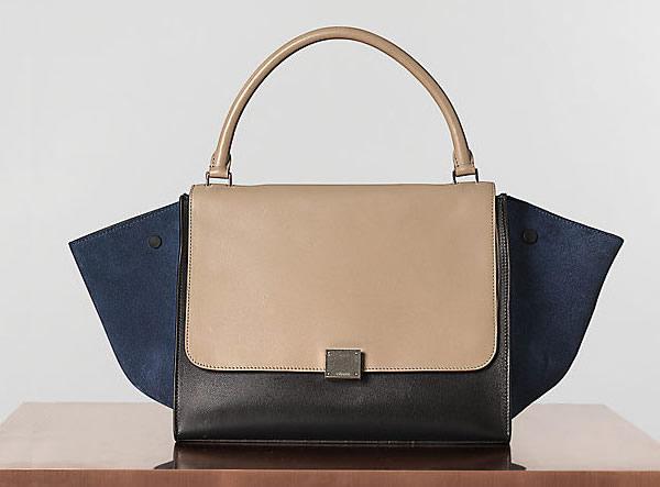 All hail the Celine Trapeze Bag - PurseBlog