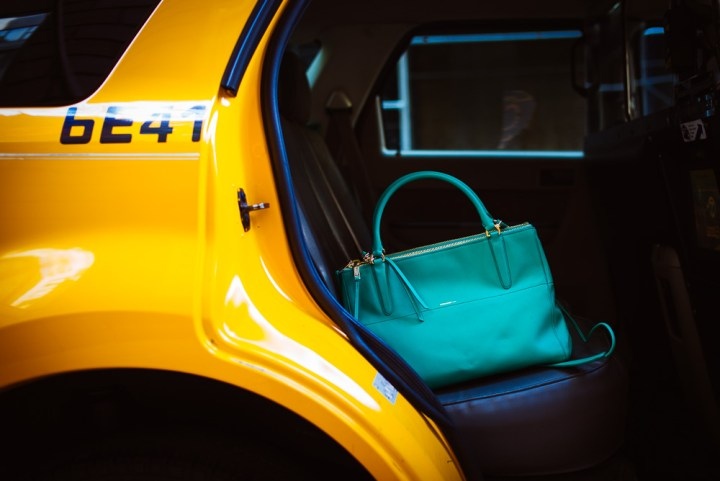 The Coach Borough Bag Lives a Day In the Life of PurseBlog's New York Story (8)