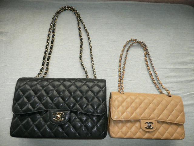 e204058f3800 The Ultimate Bag Guide The Chanel Classic Flap Bag - PurseBlog