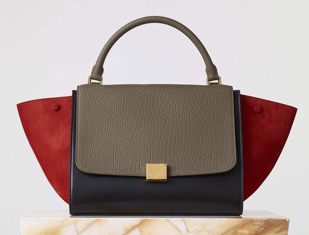 Check Out the Céline Fall 2015 Handbag Lookbook - PurseBlog