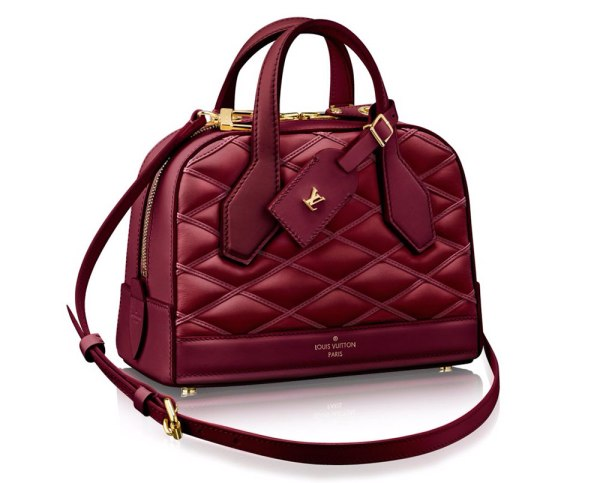 Closer Louis Vuitton' Fall 2015 Bags In Stores