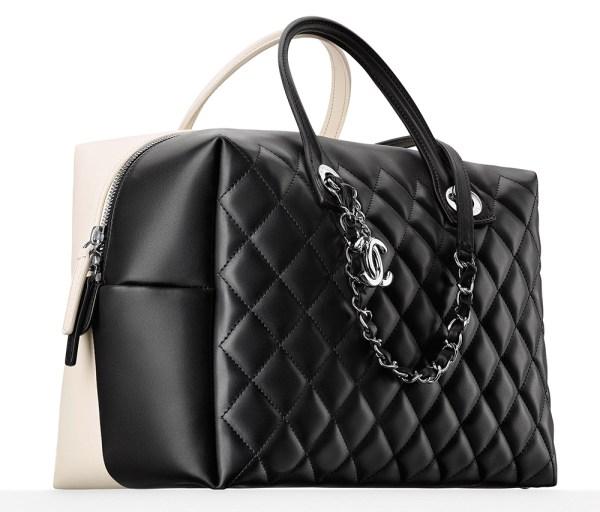 Chanel Bowling Bag 2016
