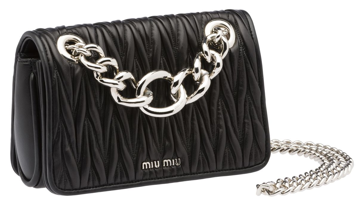 Welcoming Back Miu Miu with the Club Bag  PurseBlog