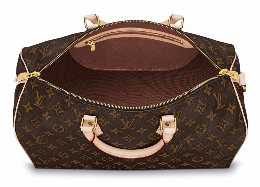 Louis Vuitton Speedy 40 Interieur