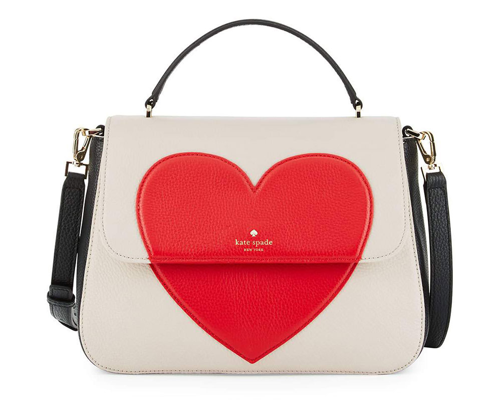 Just In Time For Valentines Day Heart Motif Bags Are