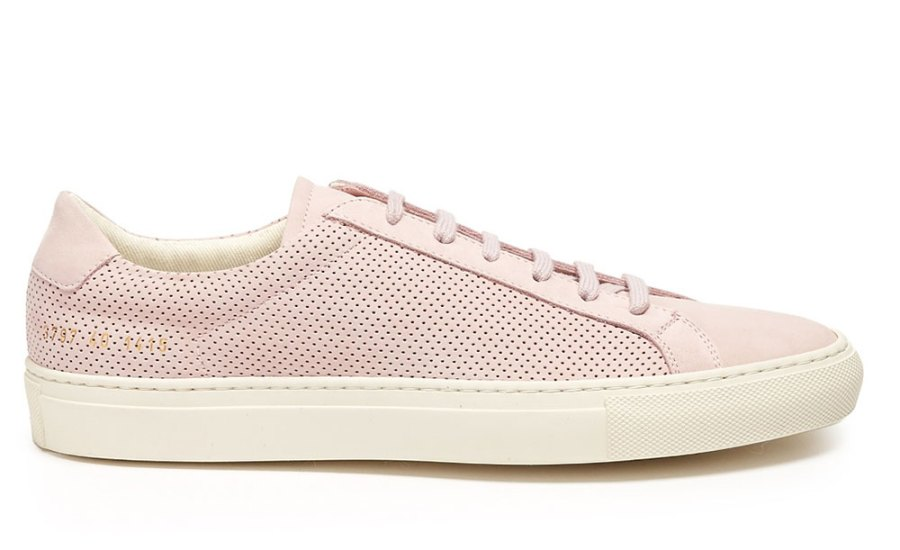 Common Projects Achilles Perforated Sandals - De 30 beste schoenen van de lente Zomer en herfst