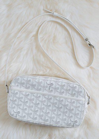 Loving Lately: Goyard's Cap Vert Bag is the Perfect Summer ...