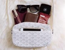 Loving Goyard' Cap Vert Bag Perfect Summer