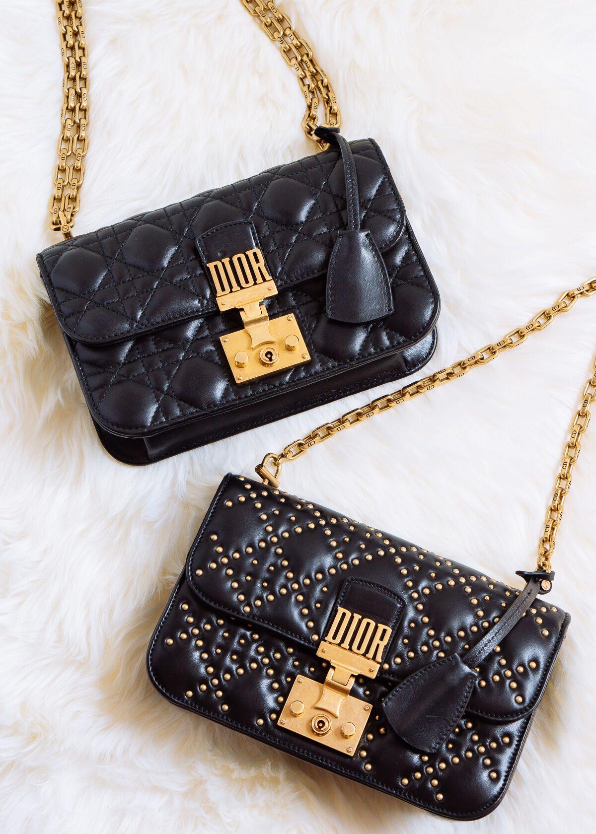 Up Close With The Dior Addict Bag Purseblog