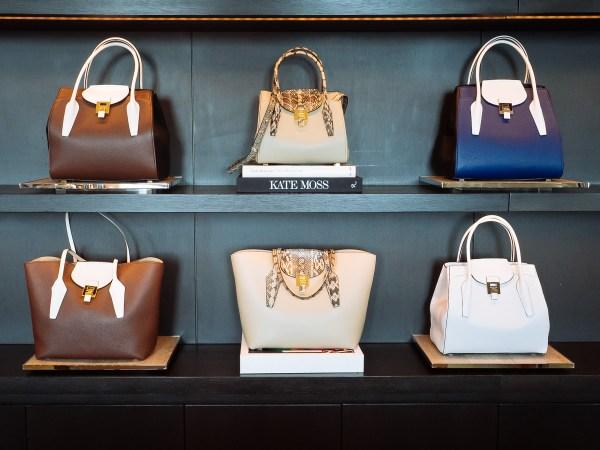 Introducing Michael Kors Bancroft Bags