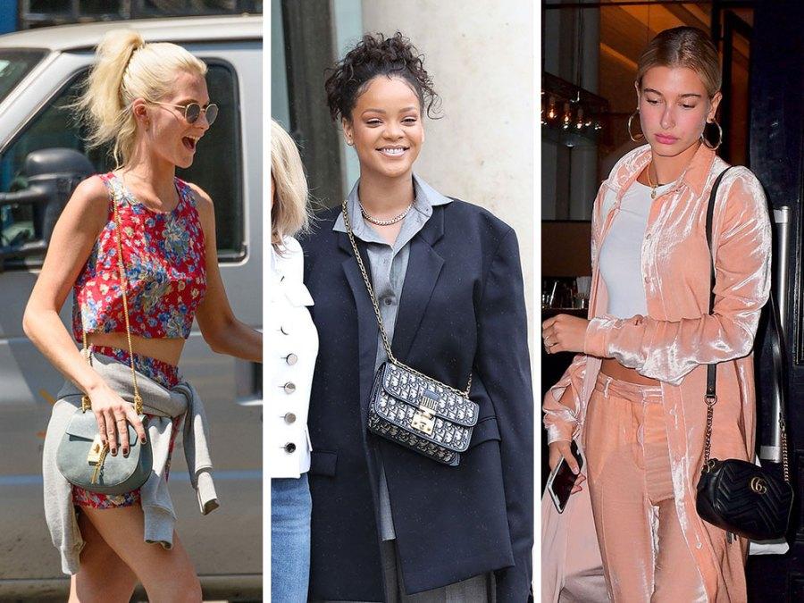 Celebrity Designer Bags 080417 - WELKE DESIGNER TASSEN DRAGEN DE HOLLYWOOD STERREN  Dior, Gucci,  Givenchy & Louis vuitton