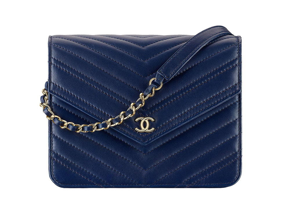 Chanel's Fall 2017 Wallets. WOCs and Accessories are Here. and We Have All the Pics + Prices - PurseBlog