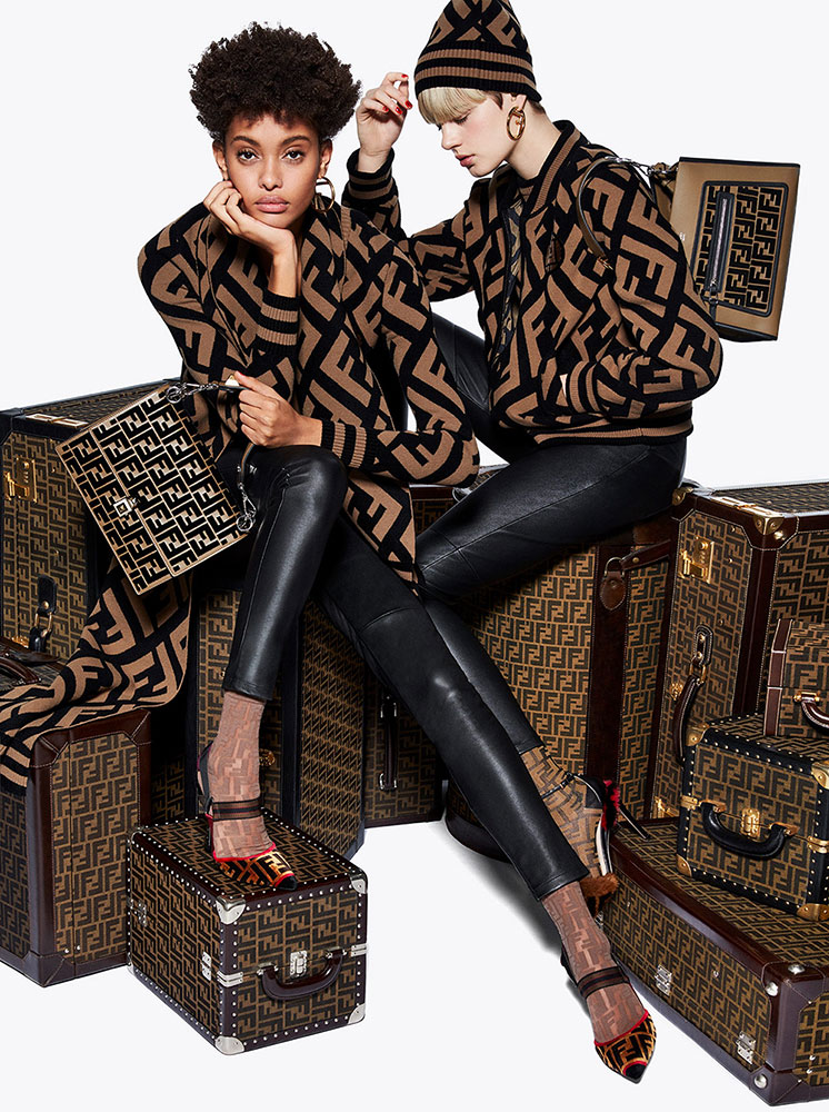 Introducing Fendi Reloaded, the Capsule Collection That