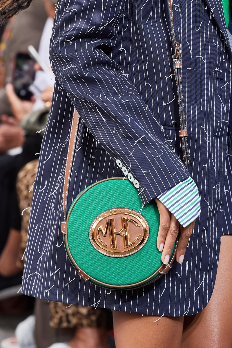 Michael Kors Bets Heavy on New Logo Hardware for Its Collection Spring 2020 Bags - PurseBlog