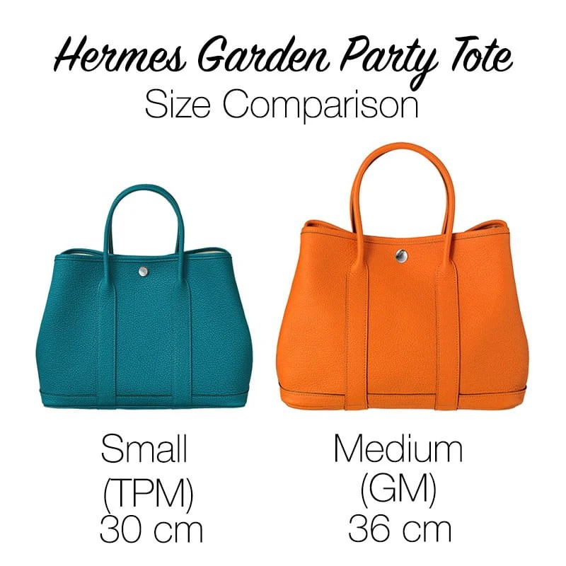 garden party hermes. Medium Garden Party Tote ~ @loveithateit_ig Hermes R