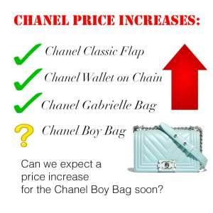 10b7ab1d5fc7 Chanel Coco Handle Price Increase 2018 | Ville du Muy