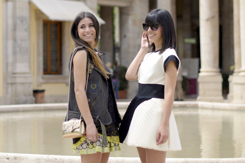 Montecatini Terme day 4 & Borsa Valentino Rockstud