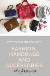 Fashion blog focusing on handbags and accessories. Balenciaga, Chanel, Celine, Gucci, Hermes.