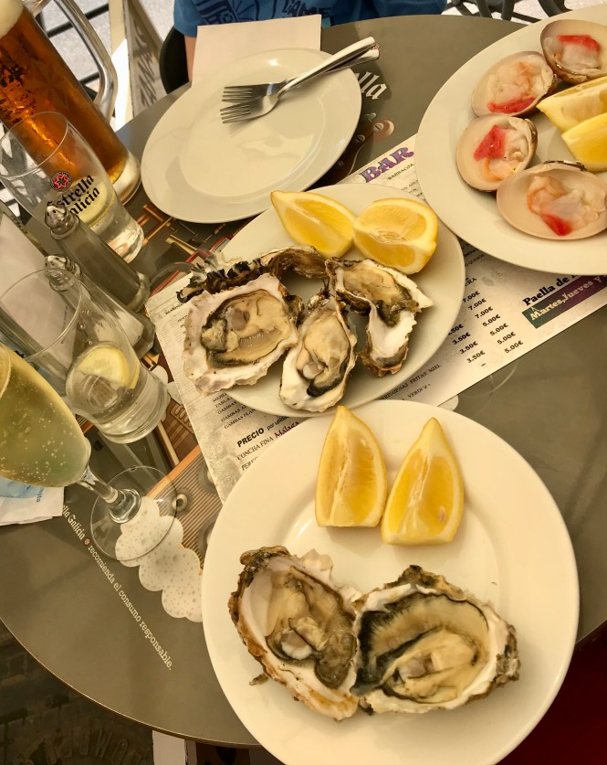 Food and drink in Malaga. Where to find the best places to eat in Malaga.
