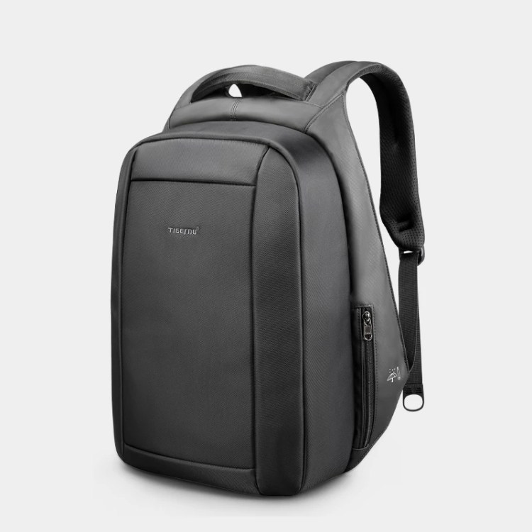 Fashion Hidden Anti Theft Zipper School Laptop Backpacks Water Repellent Travel Bags