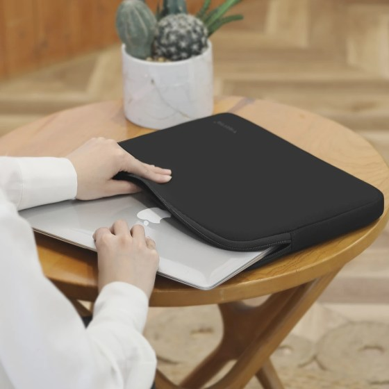 Fashion Laptop Sleeve Case Carrying Case Shockproof Notebook Bags Tablet Cover Bags