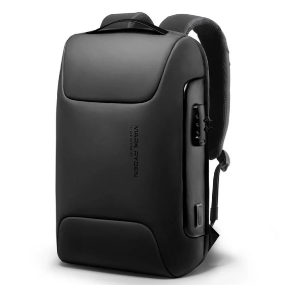 Fashion Business Micro USB Charging Laptop Backpack Chicago