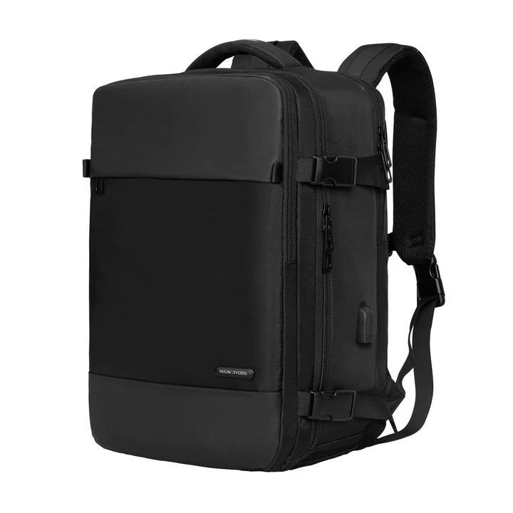 Fashion Luxury USB Charging Travel Laptop Backpack Camaro