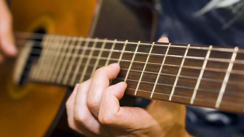 Acoustic Guitar Basics (Series)