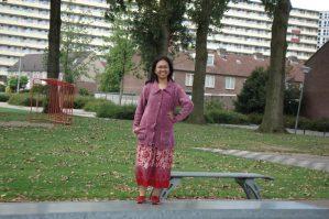 Hari Pertama di Breda ; Belanda, 5 September 2009