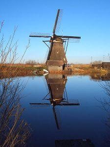 Kincir Angin di Kinderdijk, sumber en