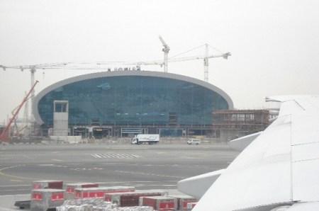 Emirates Aircraft Hangars