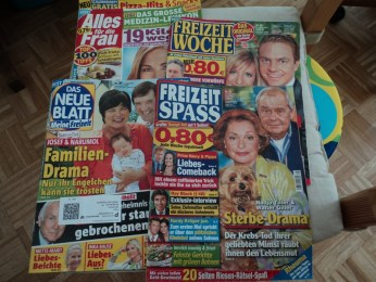 Ragam Tabloid di Jerman