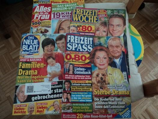 Ragam Tabloid di Jerman