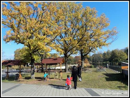 Salah Satu Taman di Jerman. (Foto: dok. pribadi)