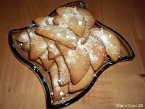 Resep Almond Crescents